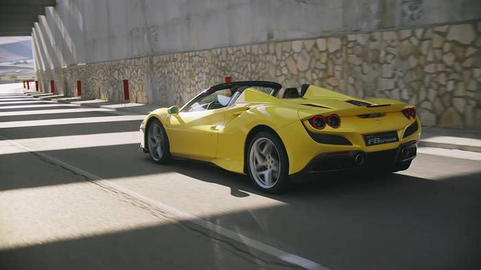 Video: Der Ferrari F8 Spider - die Evolution der Gattung