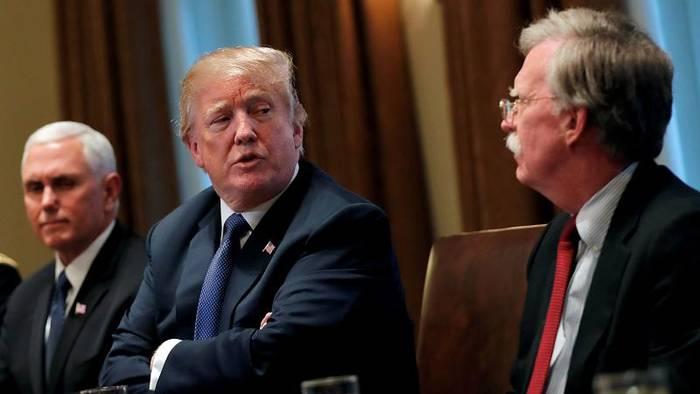 News video: USA: Trump entlässt Nationalen Sicherheitsberater Bolton