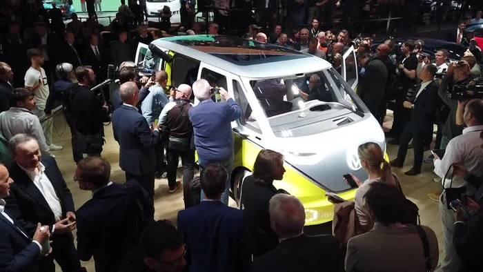 News video: IAA zwischen SUV-Boom und Elektro-Zukunft
