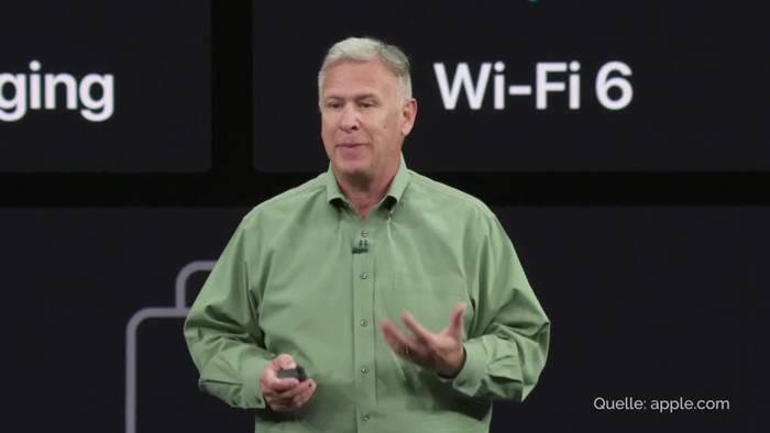 News video: Apple stellt neue iPhones mit besseren Kameras vor