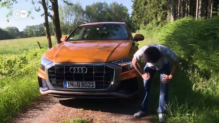 Video: Sportlicher SUV: Audi Q8 | Motor mobil