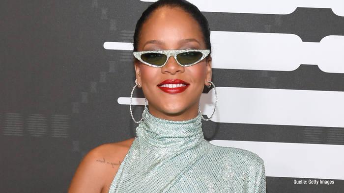 Video: Rihannas Wäsche-Show bald als Stream verfügbar
