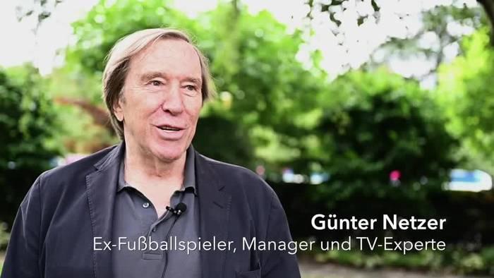 Video: Günter Netzer: Eine Fussball-Legende wird 75