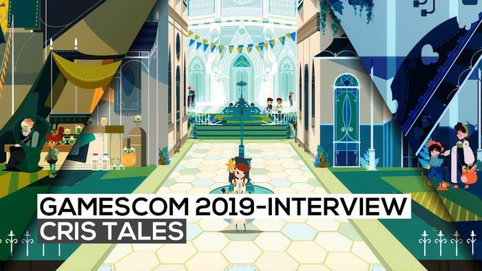 News video: Cris Tales - Das Interview | gamescom 2019