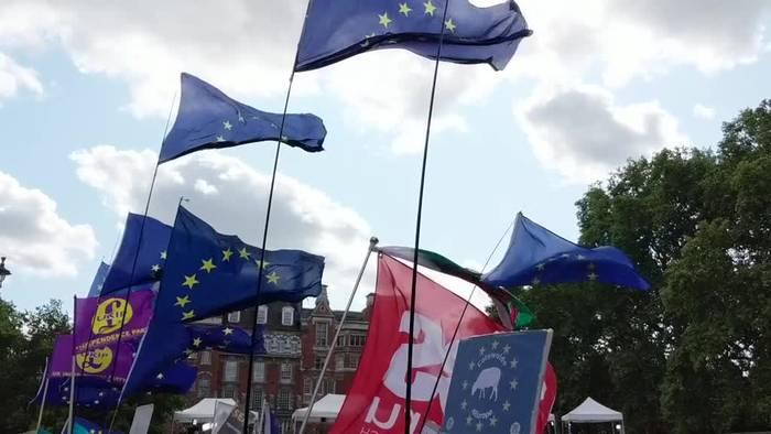 News video: London: Brexit-Zeitplan - Was als nächstes ansteht