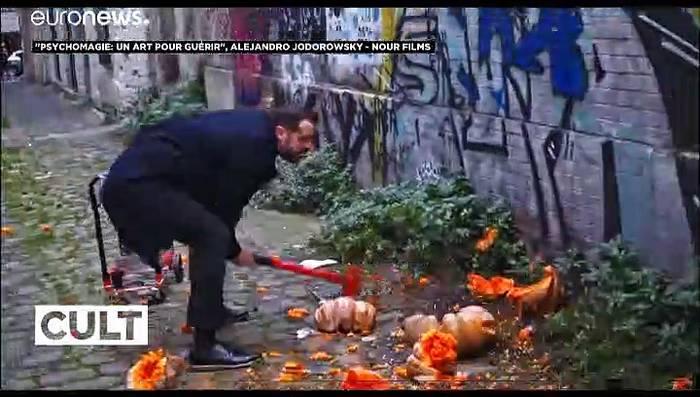 Video: Psychomagie: Kunst, die heilt