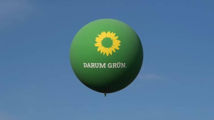 Video: Luftballon-Verbot von den Grünen vorgeschlagen