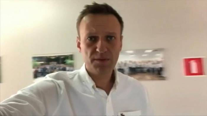 News video: Razzien gegen Nawalnys Anhänger