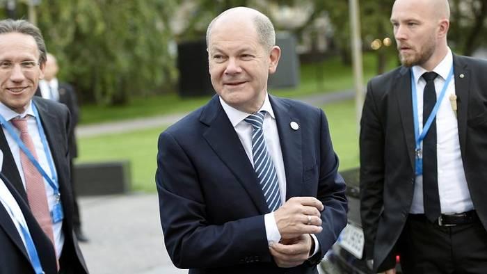 News video: Scholz beim Treffen der EU-Finanzminister: