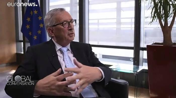 News video: Juncker: