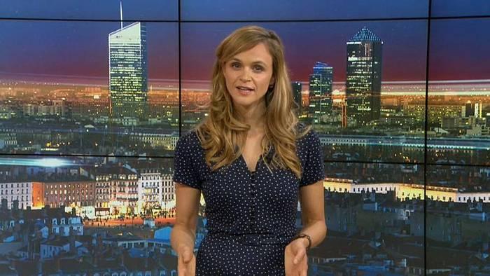 News video: Euronews am Abend | Die Nachrichten vom 13. September 2019