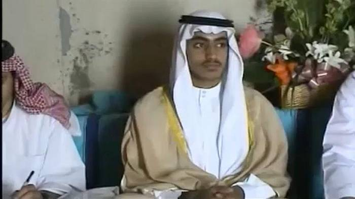 Video: Trump bestätigt Tod des Sohns von Ex-Al-Kaida-Chef Osama bin Laden