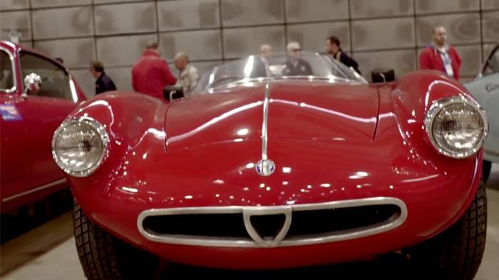 News video: Alfa Romeo - 2018 Mille Miglia - Abdichtung und Inspektion