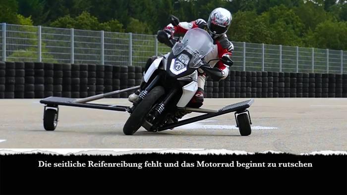 News video: Mehr Sicherheit auf zwei Rädern - Bosch Innovationen für die Motorräder der Zukunft