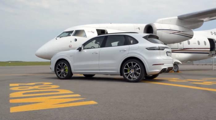 News video: Neuer Porsche Cayenne jetzt auch als Plug-in-Hybrid