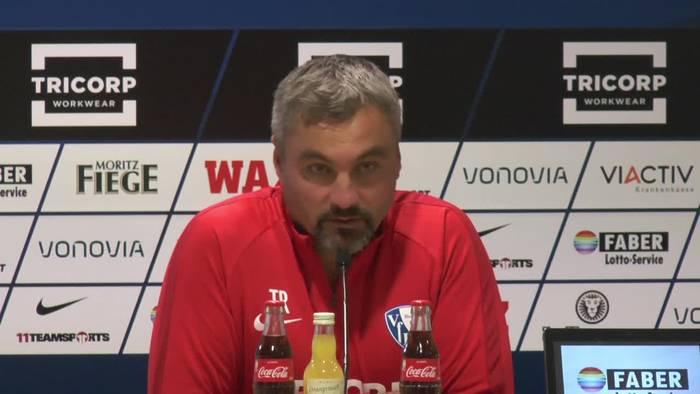 News video: Das sagt der neue VFL-Coach Thomas Reis vor seiner Premiere gegen Dresden