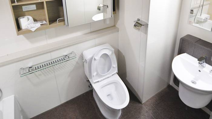 News video: Darum solltest du deinen Toilettensitz im Winter nie unbewacht offen lassen!