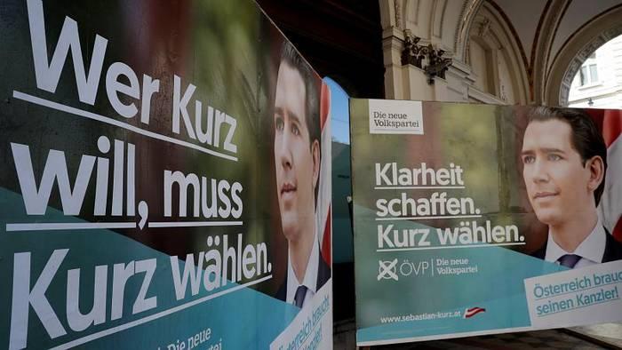 News video: Wahl in Österreich: Kurz und FPÖ fast unbeschadet