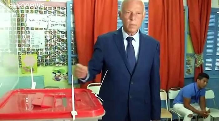 Video: Präsidentschaftswahl in Tunesien
