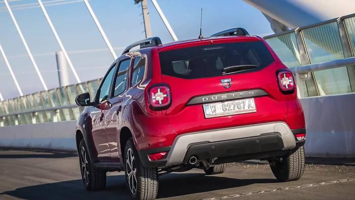 Video: Dacia Duster gewinnt ÖAMTC Automobilpreis Marcus 2019