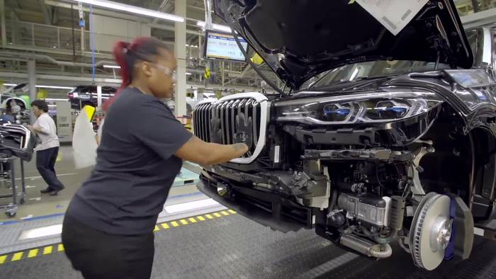 News video: Der BMW X7 - Luxus in einer neuen Dimension