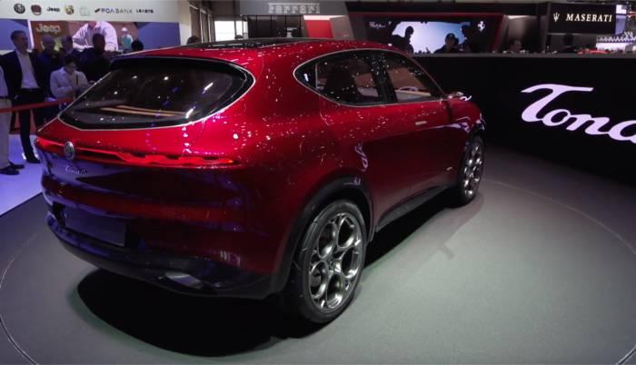 Video: Der neue Alfa Romeo Tonale - Das Design