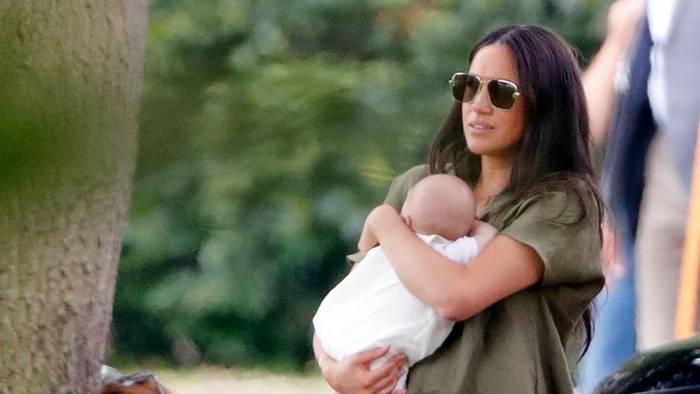 News video: Schlechte Mutter? So urteilt Serena Williams über ihre Freundin Meghan Markle
