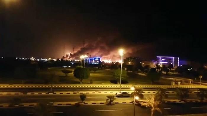 News video: Nach Angriffen in Saudi-Arabien: Ölpreis steigt um 19 %