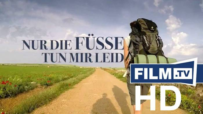 News video: Nur die Füße tun mir leid Trailer Deutsch German (2019)