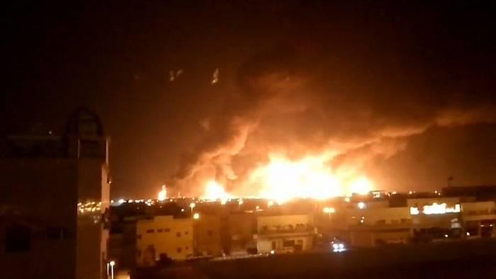 News video: Angriffe auf Öl-Standorte in Saudi-Arabien: Angst vor Eskalation