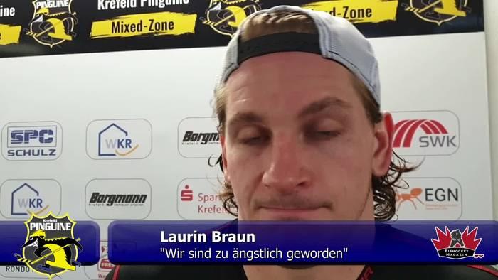 News video: Déjà-vu für die Krefeld Pinguine