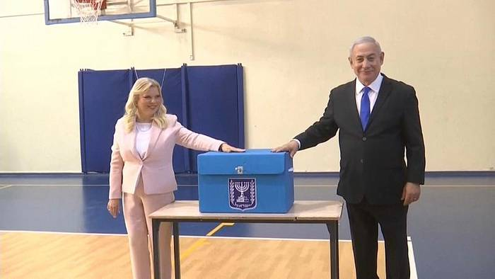 Video: Knesset-Wahl: Netanjahu gegen Gantz