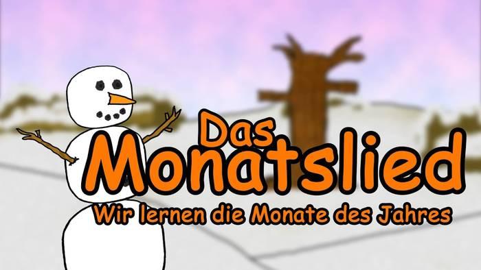 Video: Monate Lied deutsch - Jahreszeiten lernen im Zeitraffer |