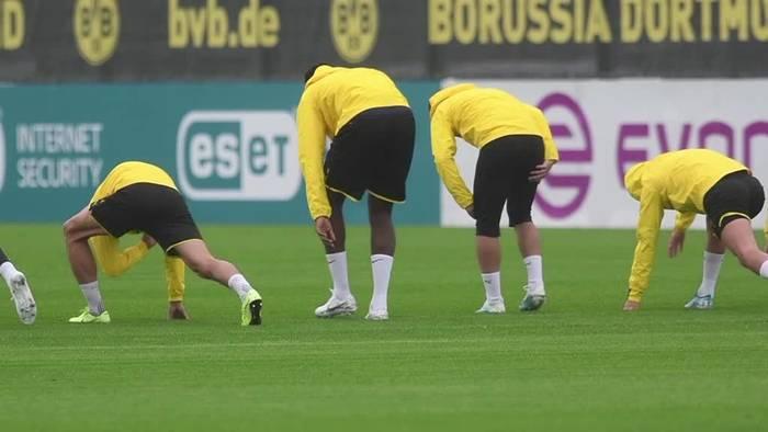News video: Königsklasse: BVB gegen Barca - Messi vor Comeback