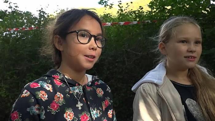 Video: Dänische Schüler vermessen den Plastikmüll im Land