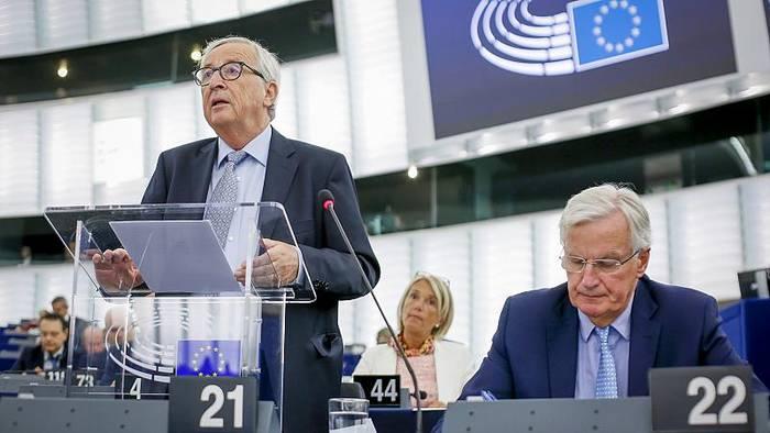 """News video: Ansage an London: EU will """"machbare Alternativvorschläge"""""""