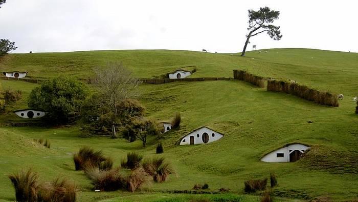 Video: Hobbits wieder in Neuseeland