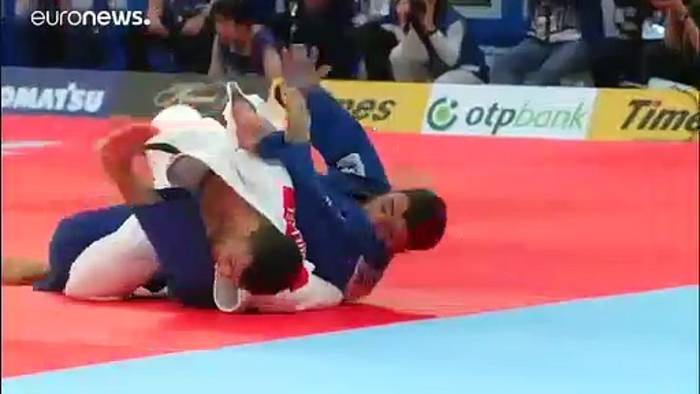 News video: Judo: Sanktionen gegen Iran