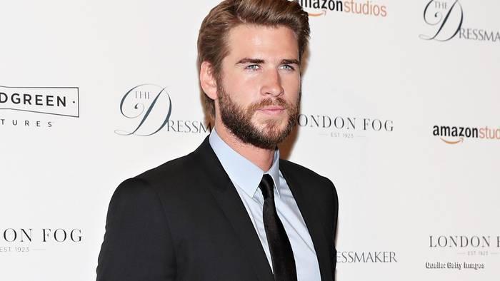 News video: Liam Hemsworth: So schlecht geht es ihm!