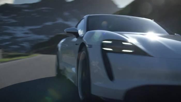 News video: Porsche Taycan - Eine neue Ära