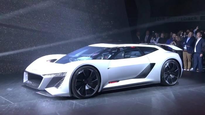 News video: Audi AI:TRAIL Weltpremiere auf der 2019 IAA