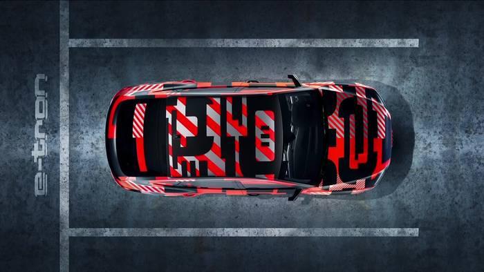 News video: Audi e-tron Sportback Premiere auf der 2019 IAA