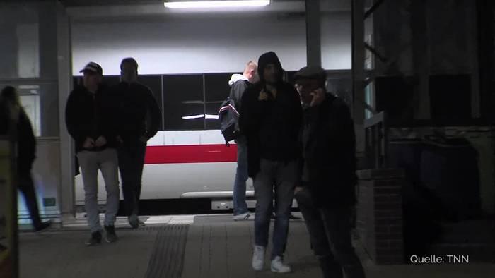 News video: Sturmtief sorgt im Norden für Störungen im Bahnverkehr
