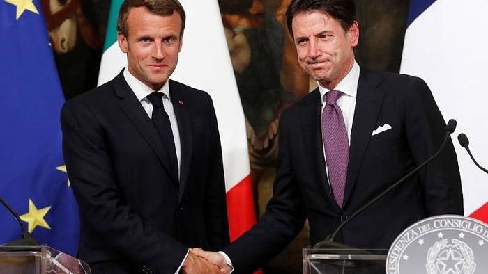 News video: Macron in Italien: Forderung nach besserer Migrationspolitik