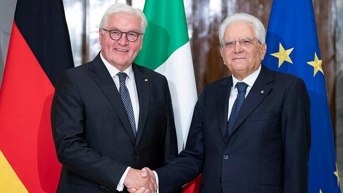 News video: Beziehung Deutschlands und Italiens
