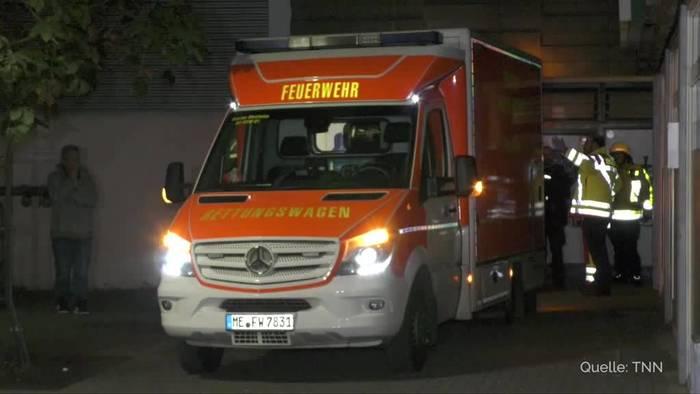 Video: SEK-Einsatz in NRW: Mann verletzt drei Menschen mit Messer
