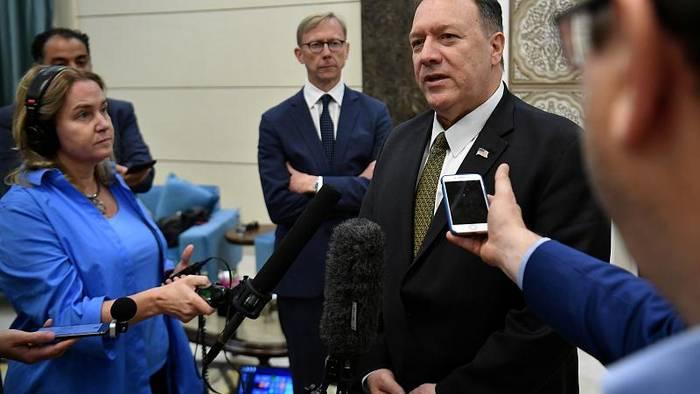 News video: Iran droht USA mit
