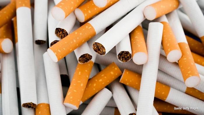 Video: Zigaretten-Umsatz gestiegen: Trotzdem gibt's weniger Raucher