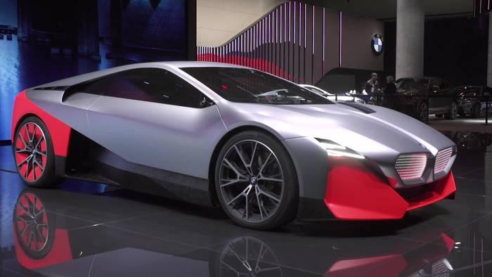 Video: BMW auf der IAA Frankfurt 2019