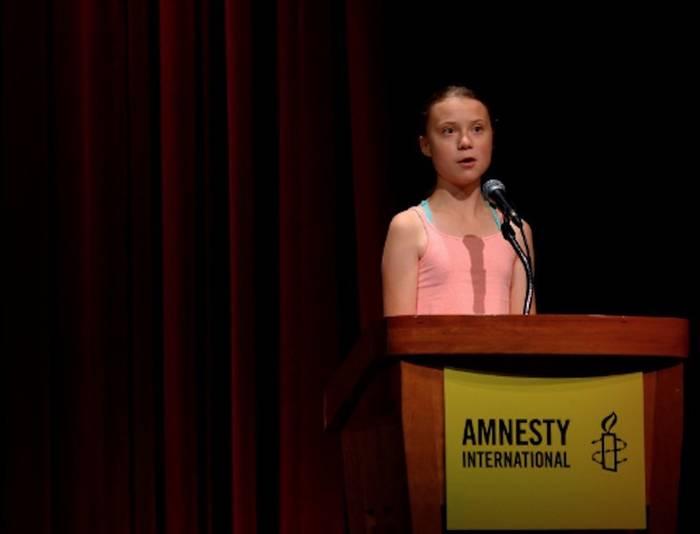 Video: Greta Thunberg erhält den wichtigsten Menschenrechtspreis